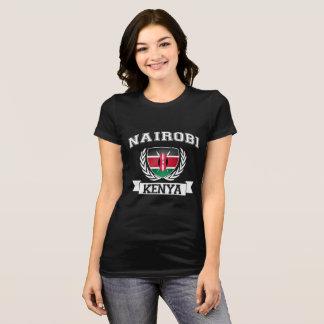 Nairobi, Kenya, le T-shirt des femmes