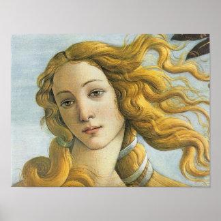Naissance de cru d'amende de la Renaissance de Poster