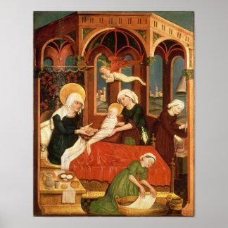 Naissance de Mary Affiche