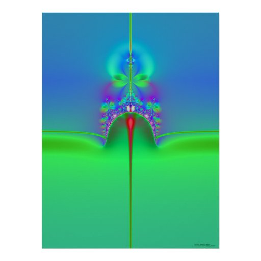 Naissance de papillon affiche