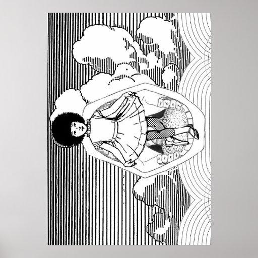 Naissance de Vénus Affiche