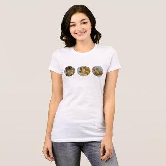 Naissance du T-shirt des femmes de Vénus