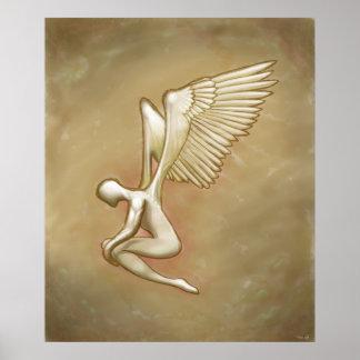 Naissance d'un ange affiche
