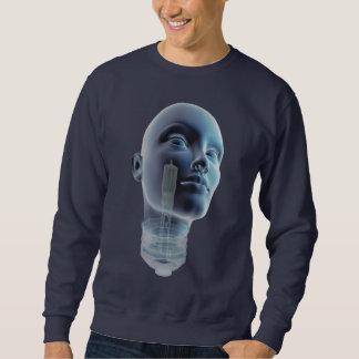 Naissance d'une chemise de pull d'idée sweatshirt