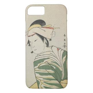Nakamura Noshio II comme Tonase, 1795 Coque iPhone 7