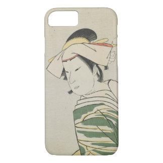 Nakamura Noshio II comme Tonase, 1795 Coque iPhone 8/7