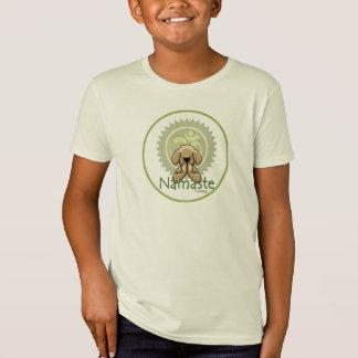 Namaste - T-shirt de yoga
