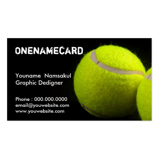 namecard-0019 modèles de cartes de visite