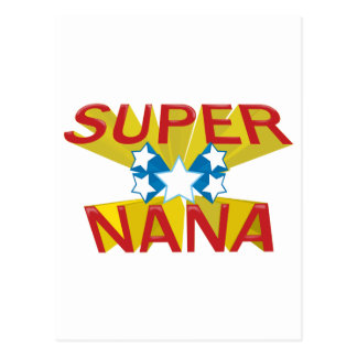 NANA SUPERBE CARTE POSTALE
