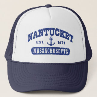 Nantucket Casquette De Camionneur