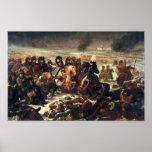 Napoléon chez Eylau Poster