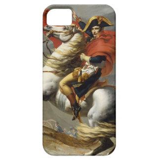 Napoléon croisant le passage grand de St Bernard Coques iPhone 5 Case-Mate