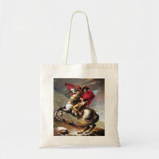 Napoléon croisant le sac fourre-tout à Alpes