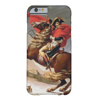 Napoléon croisant les Alpes, c.1800 (huile sur la Coque Barely There iPhone 6