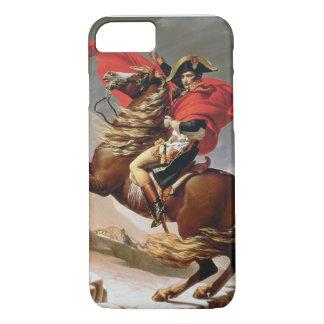 Napoléon croisant les Alpes, c.1800 (huile sur la Coque iPhone 7