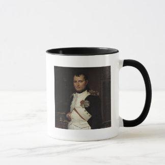 Napoléon dans son étude par Jacques Louis David Mug