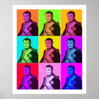 Napoléon d'art de bruit poster