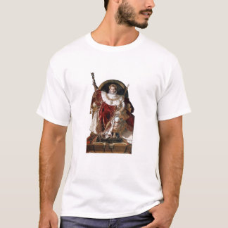 Napoléon et citation t-shirt
