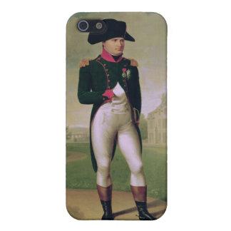 Napoléon I devant le château de Malmaison Coques iPhone 5