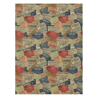 Nappe Apothicaire vintage
