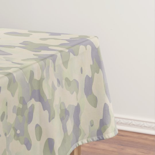 Nappe Camouflage, 132 cm x 178 cm