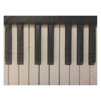 Nappe Copie unique de clés de piano