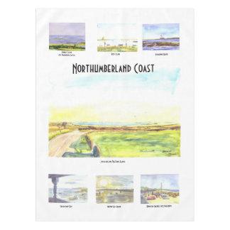 Nappe de côte du Northumberland