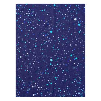 Nappe Étoiles bleues 2