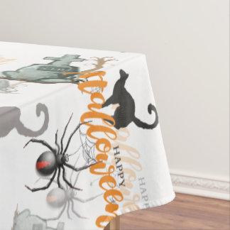 Nappe Tombe d'araignée de Halloween