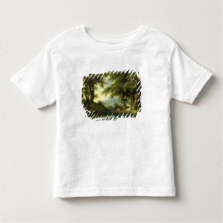 Narcisse admirant sa réflexion t-shirt pour les tous petits