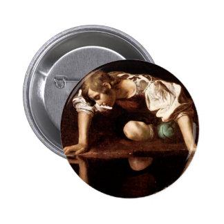 Narcisse, Caravaggio Badges