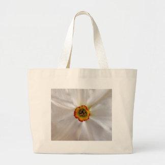 narcisse de blanc de perle grand sac