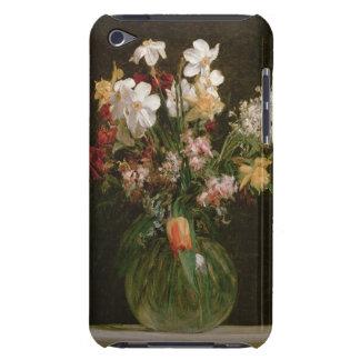 Narcisses Blancs, Jacinthes et Tulipes, 1864 Coque Case-Mate iPod Touch