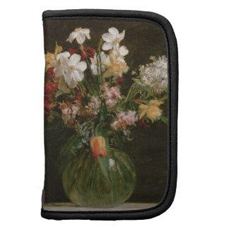 Narcisses Blancs, Jacinthes et Tulipes, 1864 Organiseur