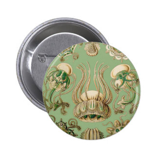 Narcomedusae d'Ernst Haeckel Badge