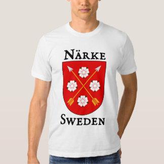 Närke, Suède T-shirt