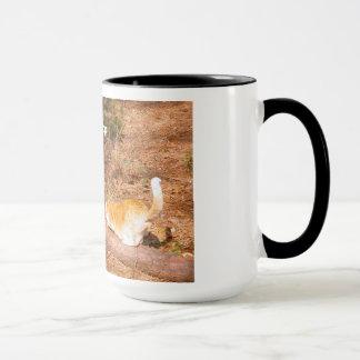 n'arrêtez jamais mug