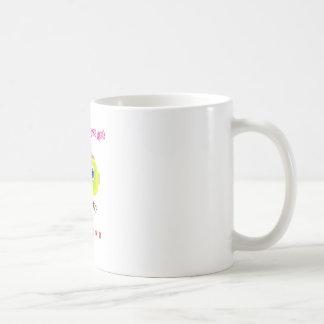 N'arrêtez pas 'jusqu'à ce que vous obteniez le mug