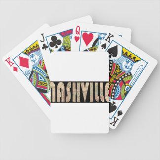 nashville1877 jeu de cartes