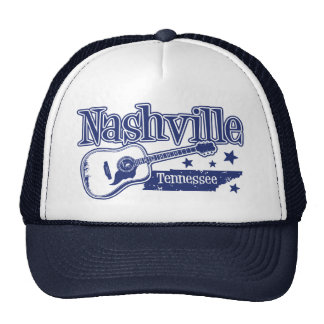 Nashville Tennessee Casquettes De Camionneur