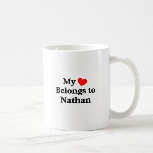 nathan a mon coeur tasse à café