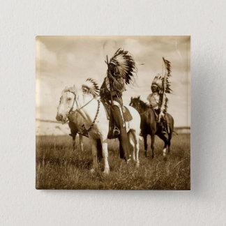 Natif américain badges