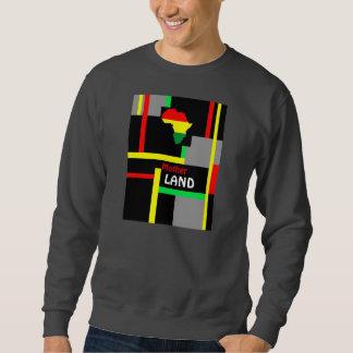 "Nation ""sweatshirt de butin de la mère patrie "" sweat-shirts"