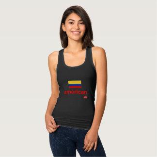 NationOfImmigrants - Colombien-Américain Débardeur