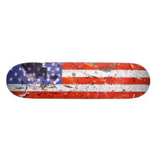 Nations affligées - Amérique planche à roulettes