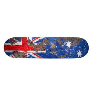 Nations affligées - Australie (planche à roulettes Skateboard