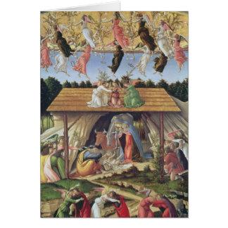 Nativité mystique, 1500 cartes