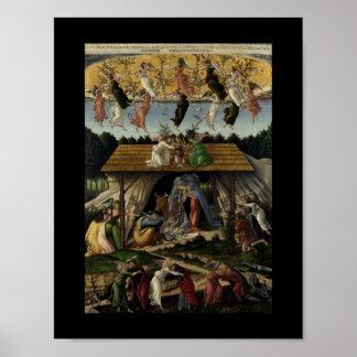 Nativité mystique poster