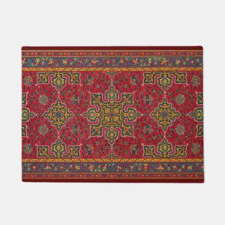 Natte antique de tapis