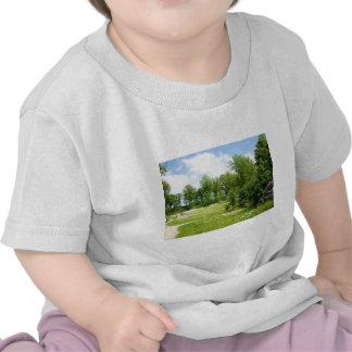 Nature au printemps t-shirts